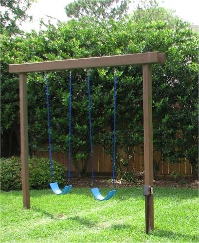 4x4 Pressure treated for swing? - by chetrog @ LumberJocks.com ...