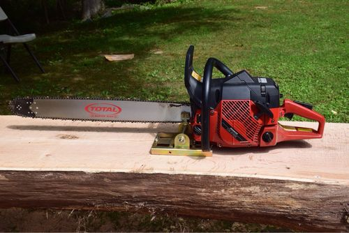 All replies on do you use a chainsaw mill to harvest lumber bought when we were building our house and clearing the lot that is a great running and cutting saw also here is the jonsered with the guide attached greentooth Images