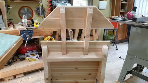 how to build a recliner woodworking