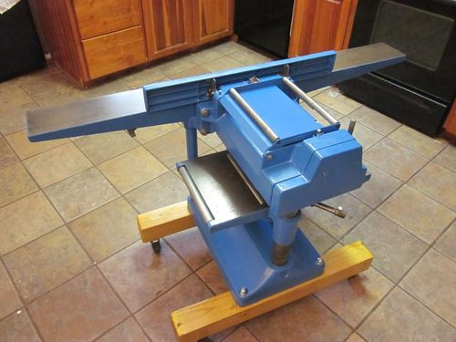 Jointer Planer Combo Machine By Dullchisel