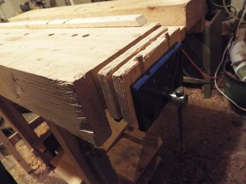 Poor Man S Work Bench By Chickenchaser Lumberjocks Com