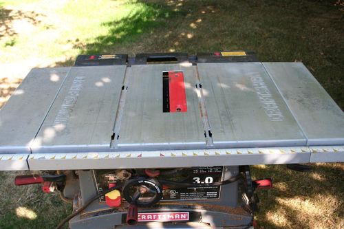 Craftsman table saw modification by ripper70 lumberjocks attached image is identical to mine greentooth Image collections