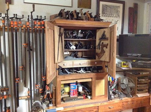 Wall Hung Tool Cabinet #22: Fill it up? - by Smitty_Cabinetshop ...