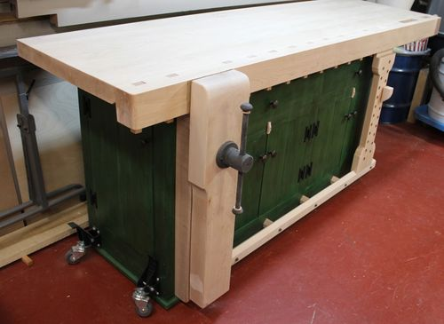 Fantastic Woodwork Shaker Woodworking Bench Plans PDF Plans