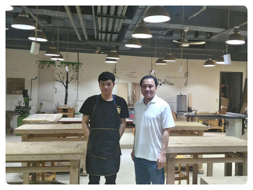 Woodworking School Workspace Taipei Taiwan By Thegringoww
