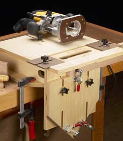 how to use a ozito plunge router