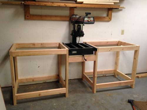 Radial Arm Saw Upgrades And Work Station By Dgaiken