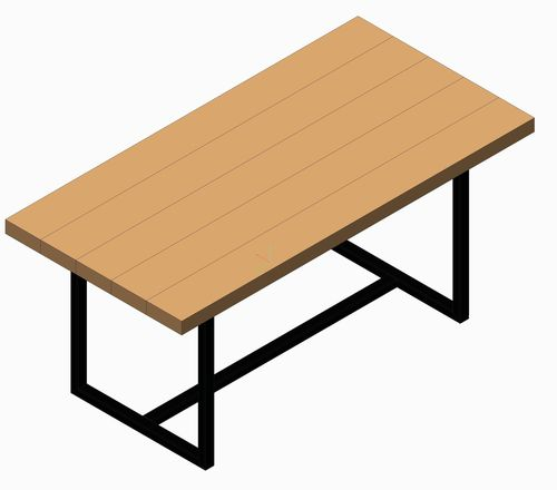 Creating illusion of thick table top, help! - by Colin1 ...