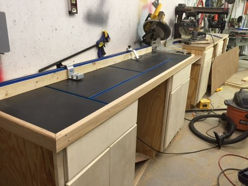 New Miter Bench Rs Bench Router Bench Need Router