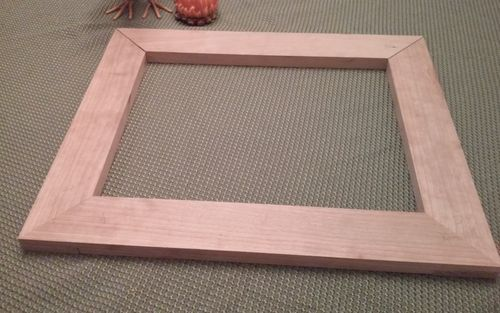 Picture Frames Mitered Half Lap Joints 3 Miter Half Lap