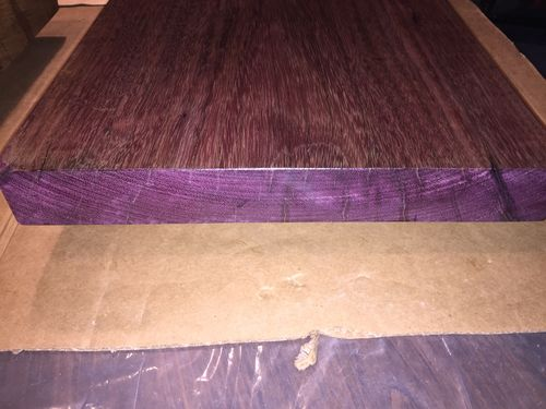Purpleheart wood flooring carpet vidalondon for Purple heart flooring