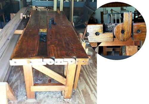 Hand Tool Woodworking Jigs Fixtures By Ron Aylor Lumberjocks
