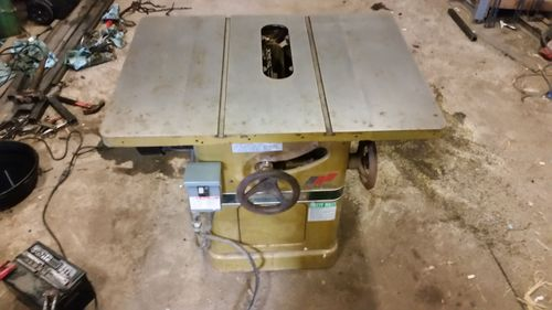 Just bought a powermatic 66 and a 14 band saw by richmannot just bought a powermatic 66 and a 14 band saw by richmannot lumberjocks woodworking community greentooth Gallery