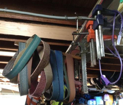 You May Have Noticed In The Middle Of The Group Are Scotch Belts, Have You  Tried These Yet? I Have Had Great Results From Mine.