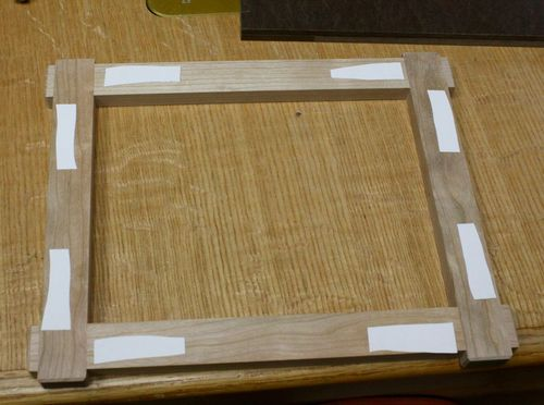 how to make base of finger joint box
