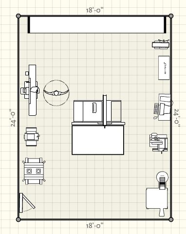 Potential Shop Layout Trying To Decide On Size By Jakl Lumberjocks Com Woodworking Community