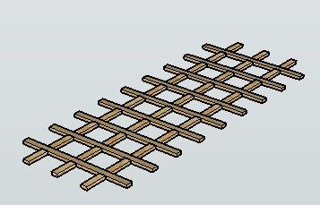 The Internal Grid Would Be Glued Together.