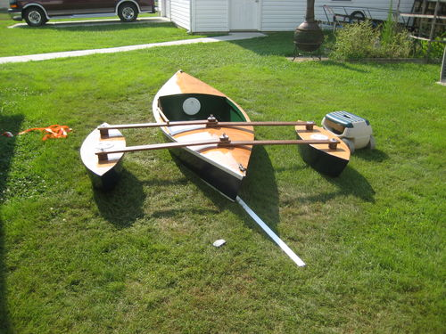 Building Kayaks for the Grandkids #7: Launch Day!!! - by