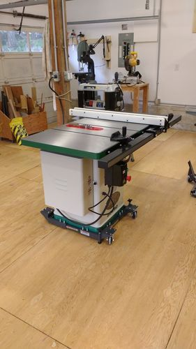 Review: Grizzly G0690 Tablesaw Review - by unclearthur @ LumberJocks ...
