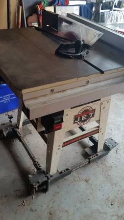 Black and decker firestorm fs2500ts 10 by 8892 lumberjocks and theres jet jwts 10cw2 lfr table saw for 350 greentooth Choice Image