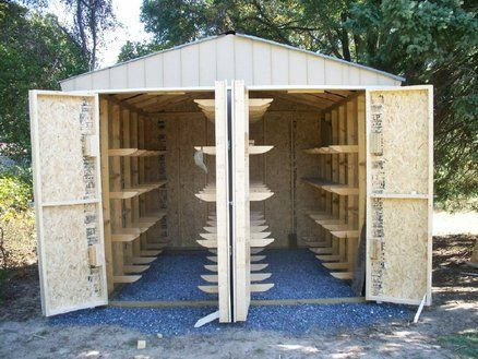 Outdoor Lumber Storage Needed Ideas By Holbs