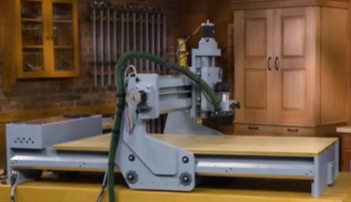 Woodsmith Cnc Router By Bruce Macdonald