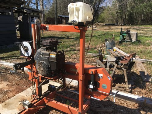 2004 Woodmizer LT15 Sawmill for Sale - by ant0ine