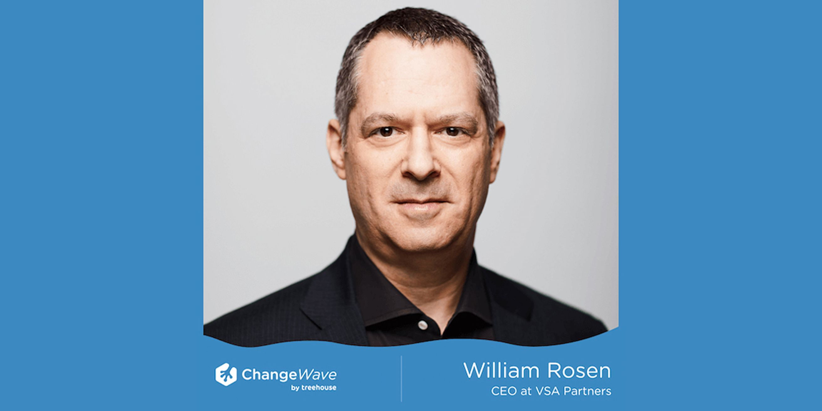 Bill Rosen recognized by ChangeWave