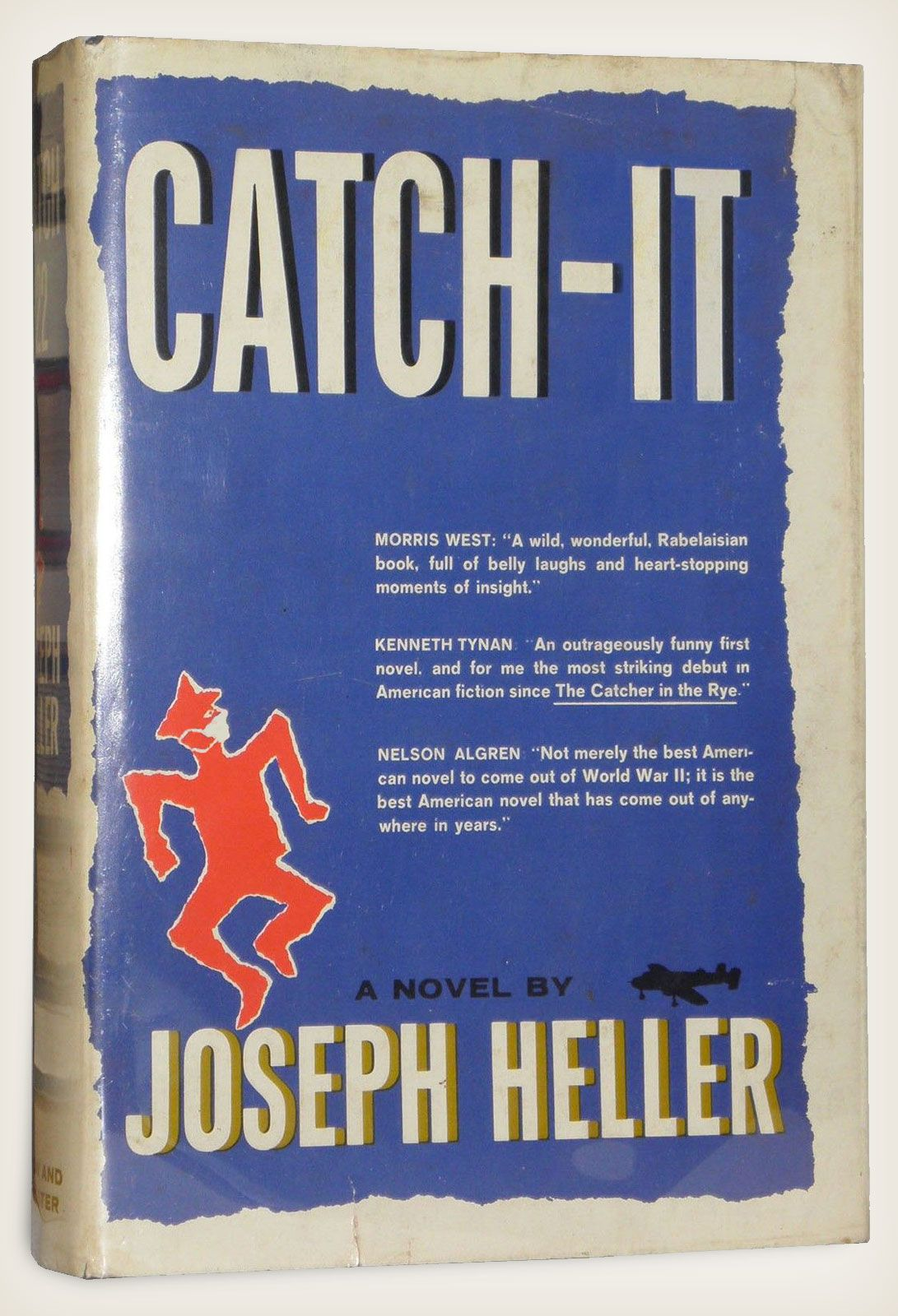 Catch-it (Catch-22, by Joseph Heller)