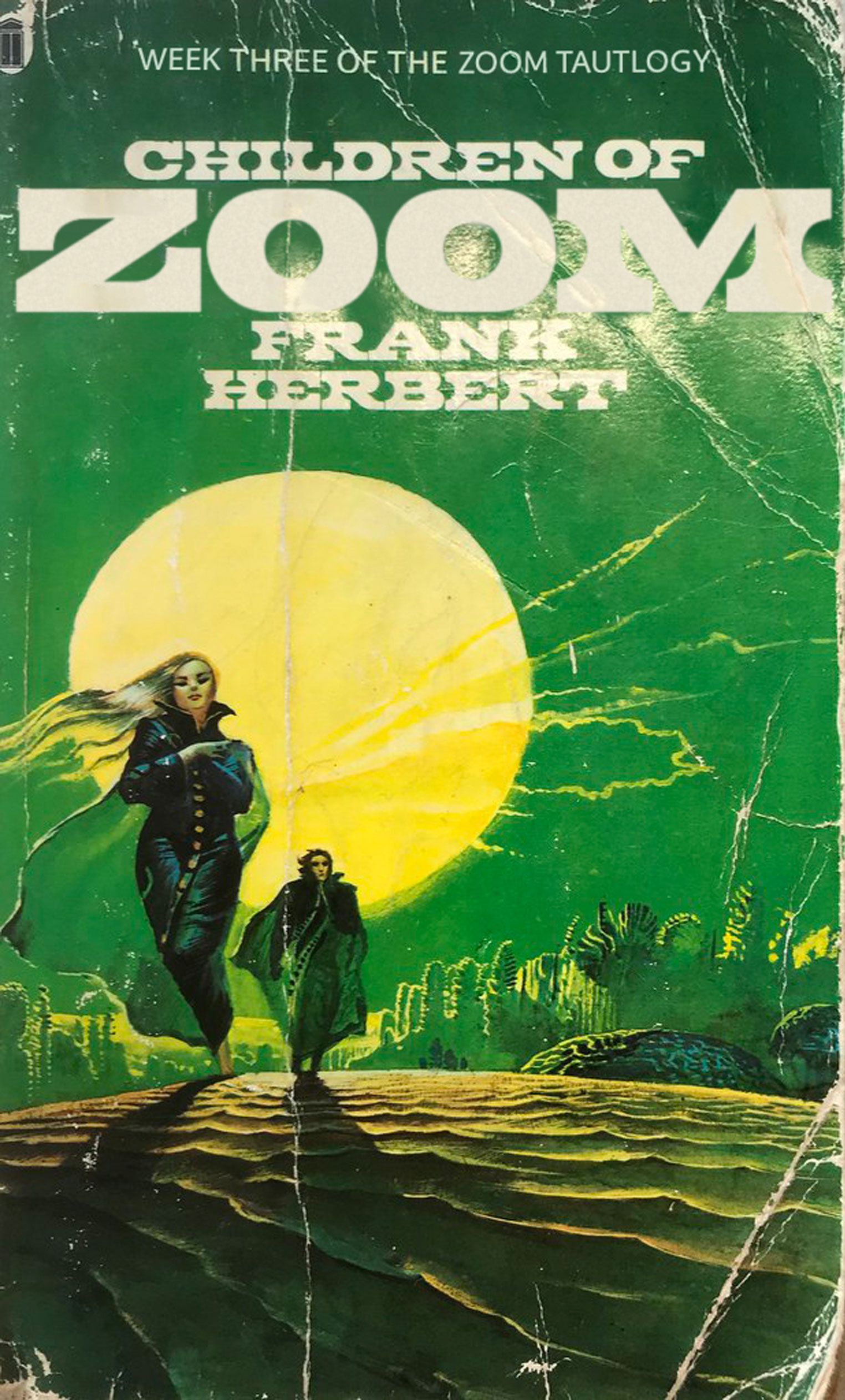 Children of Zoom (Children of Dune, by Frank Herbert)