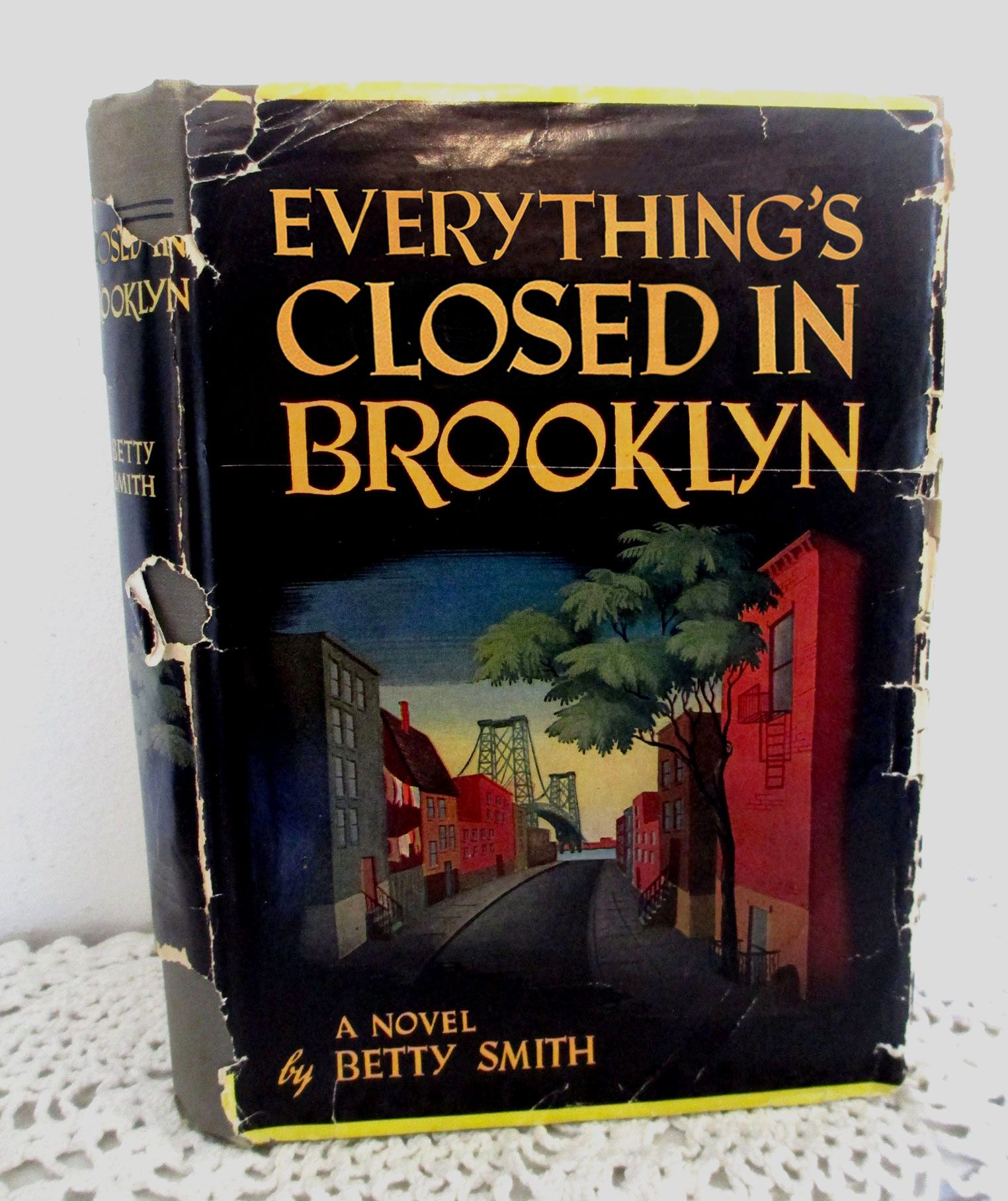 Everything's Closed in Brooklyn (A Tree Grows in Brooklyn, by Betty Smith)