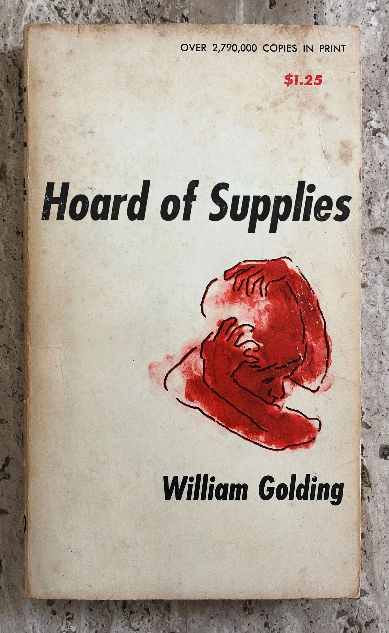 Hoard of Supplies (Lord of the Flies, by William Golding)