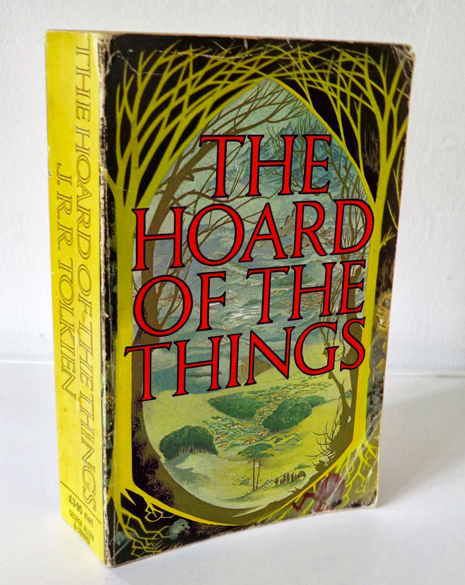 The Hoard of the Things (The Lord of the Rings, by J. R. R. Tolkien)