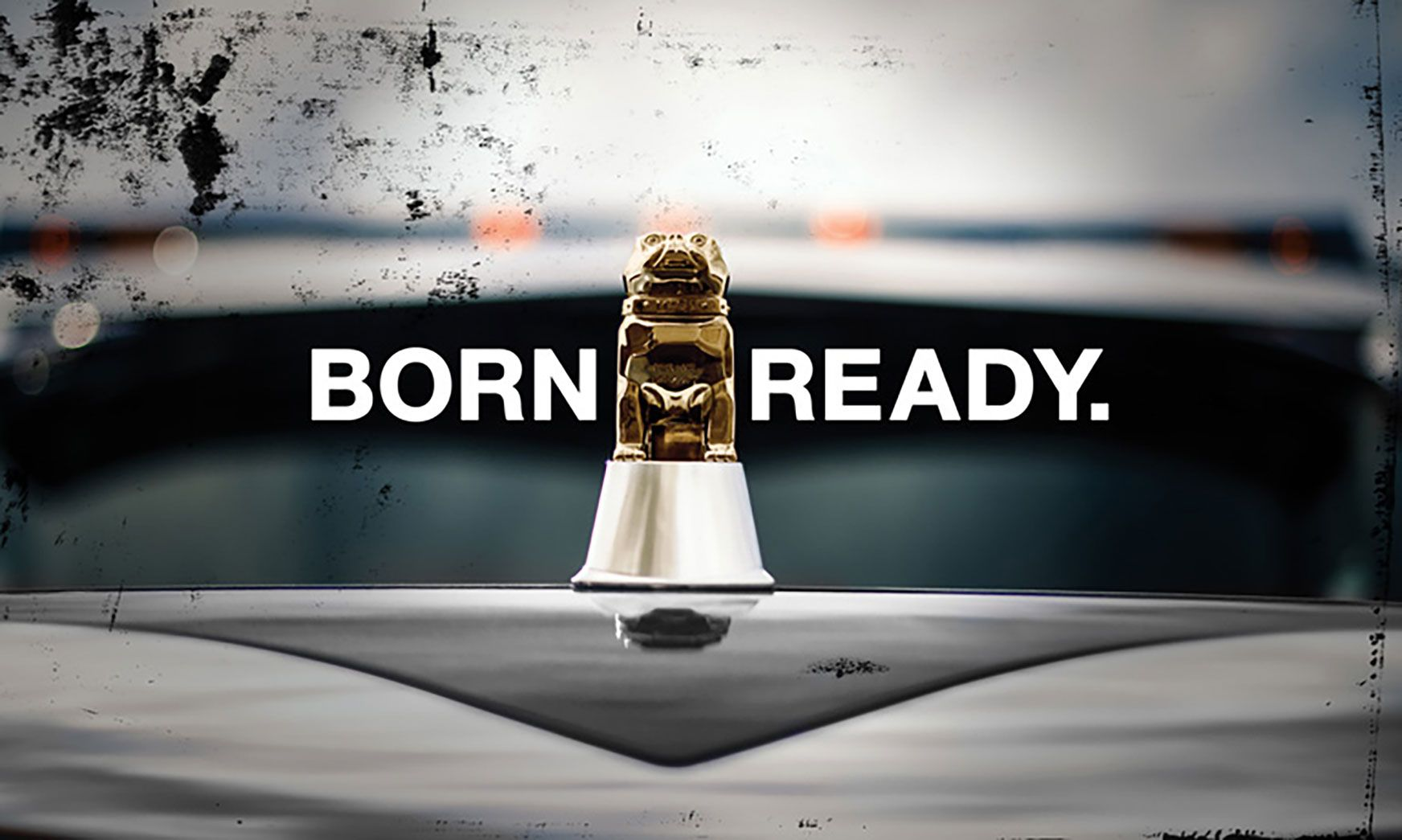 Mack Trucks - Born Ready.