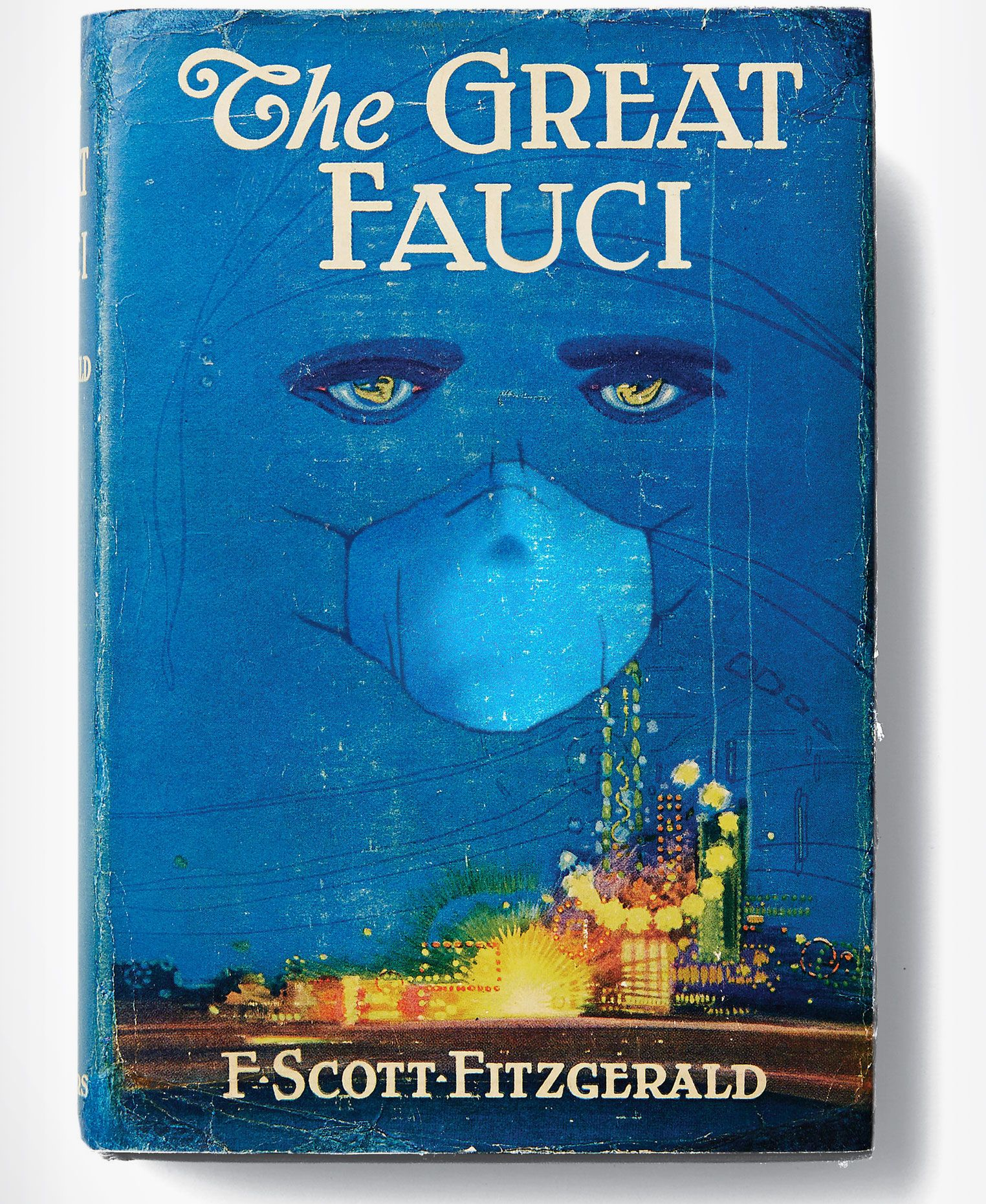 The Great Fauci (The Great Gatsby, by F. Scott Fitzgerald)