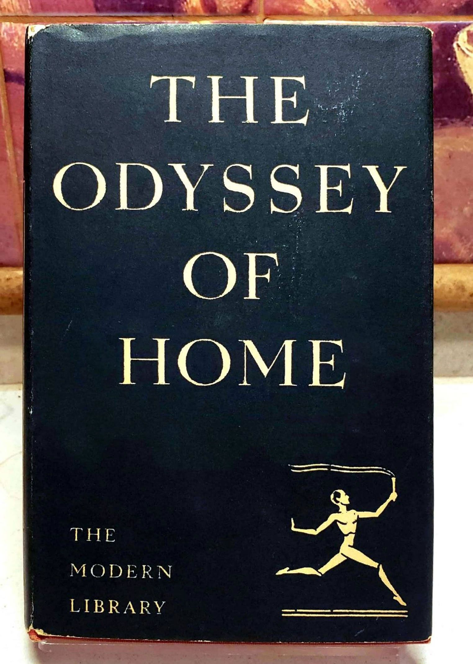 The Odyssey of Home (The Odyssey of Homer)
