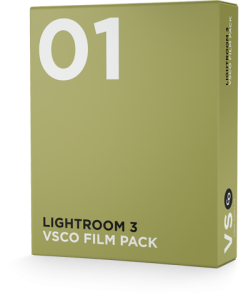 VSCO FILM 01 for Adobe Lightroom 3