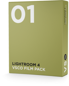 VSCO FILM 01 for Adobe Lightroom 4