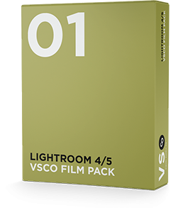 VSCO FILM 01 for Adobe Lightroom 4 & 5