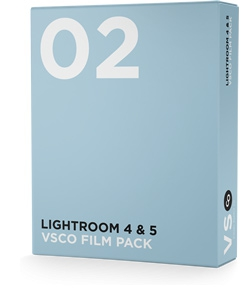 VSCO FILM 02 for Adobe Lightroom 4 & 5