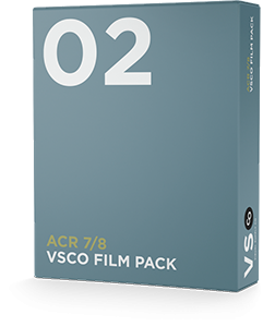 VSCO FILM 02 for Adobe Camera Raw 7 & 8 (CS6)
