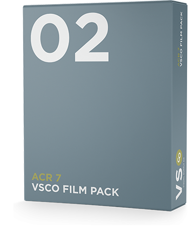 VSCO FILM 02 for Adobe Camera Raw 7 (CS6)