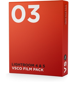 VSCO FILM® 03 for Adobe Lightroom 4 & 5
