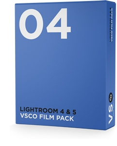 VSCO FILM 04 for Adobe Lightroom 4 & 5