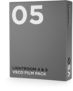 VSCO FILM 05 for Adobe Lightroom 4 & 5