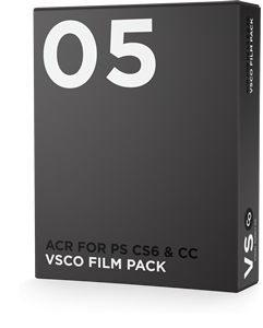 VSCO FILM 05 for ACR for PS CS6 & CC