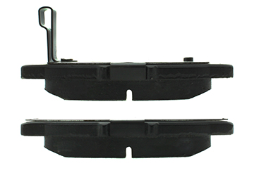 Centric Parts 300.07940 Semi Metallic Brake Pad with Shim