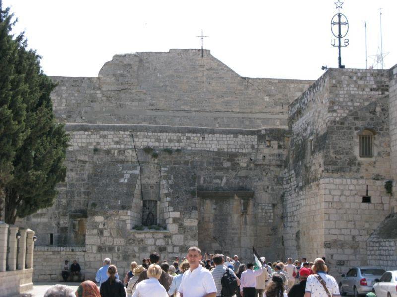 1d626113c81b4434e79976ff.jpg - Палестина. Вифлеем. Храм Рождества Христова.
