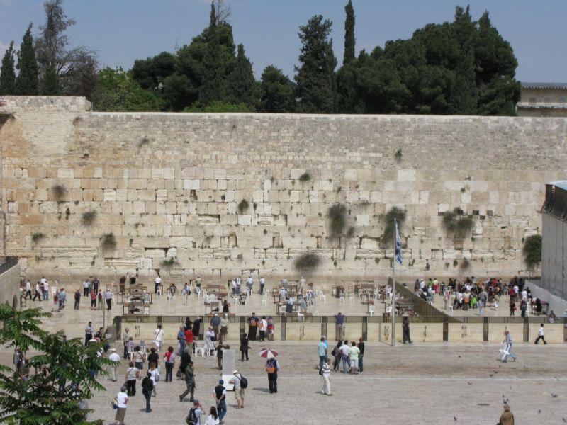 34861624b9e86005b8189125.jpg - Иерусалим. Стена Плача.