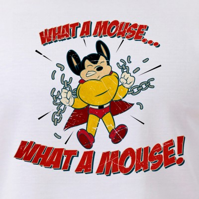 Mighty Mouse - What a Mouse!